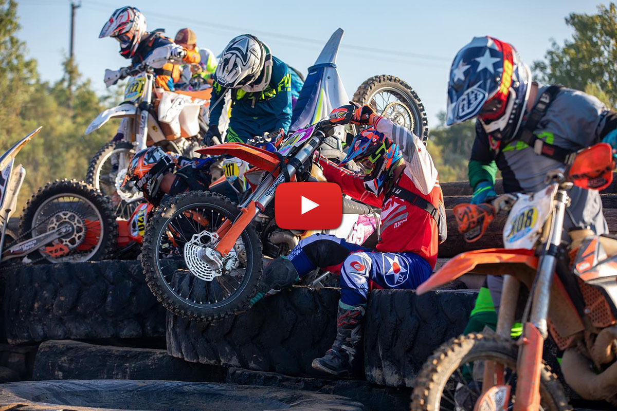 2020 Rev Limiter Extreme Enduro video highlights