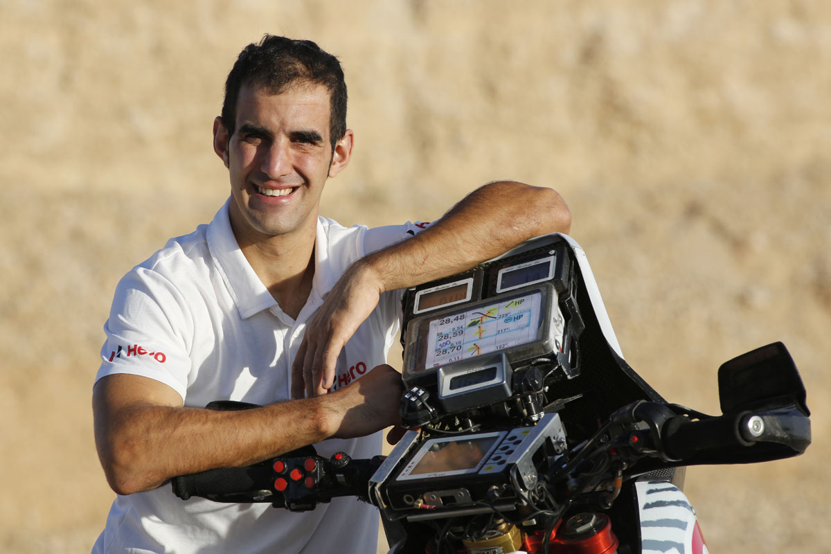 5 minutes: Oriol Mena back racing Enduro with Rieju
