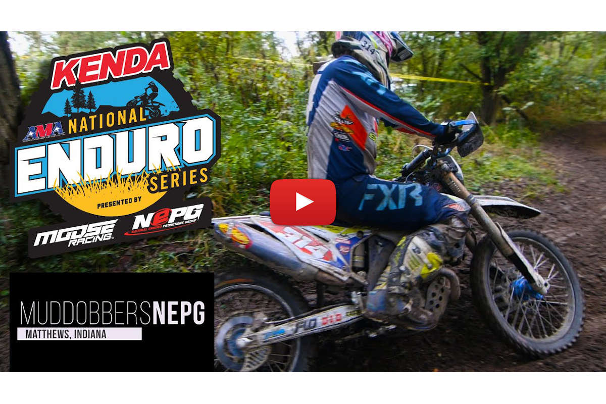 AMA National Enduro: Muddobbers highlights – The Baylors on top