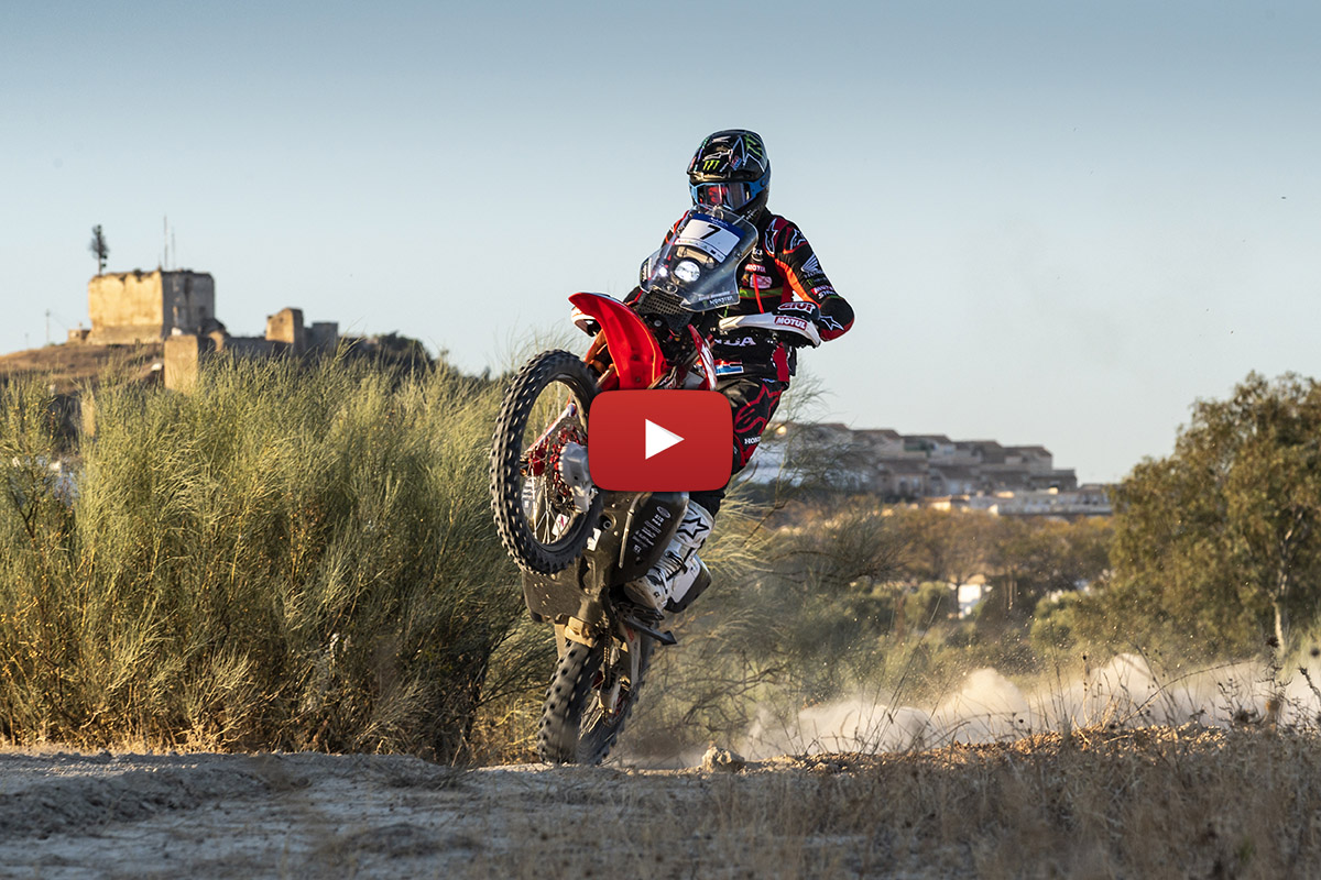 Andalucia Rally: Stage 1 highlights and results – Honda's Benavides leads