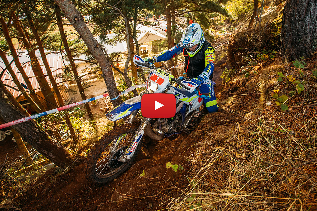 Enduraid French Extreme Enduro highlights – Mario Roman takes the win