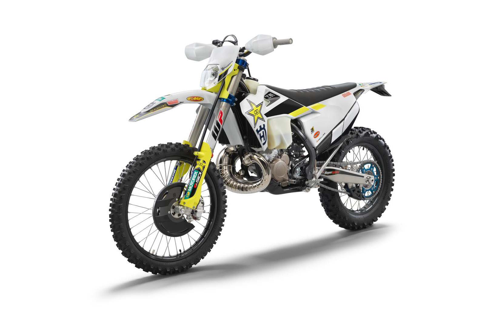 First look: Rockstar Edition 2021 Husqvarna TE 300 i & FE 350