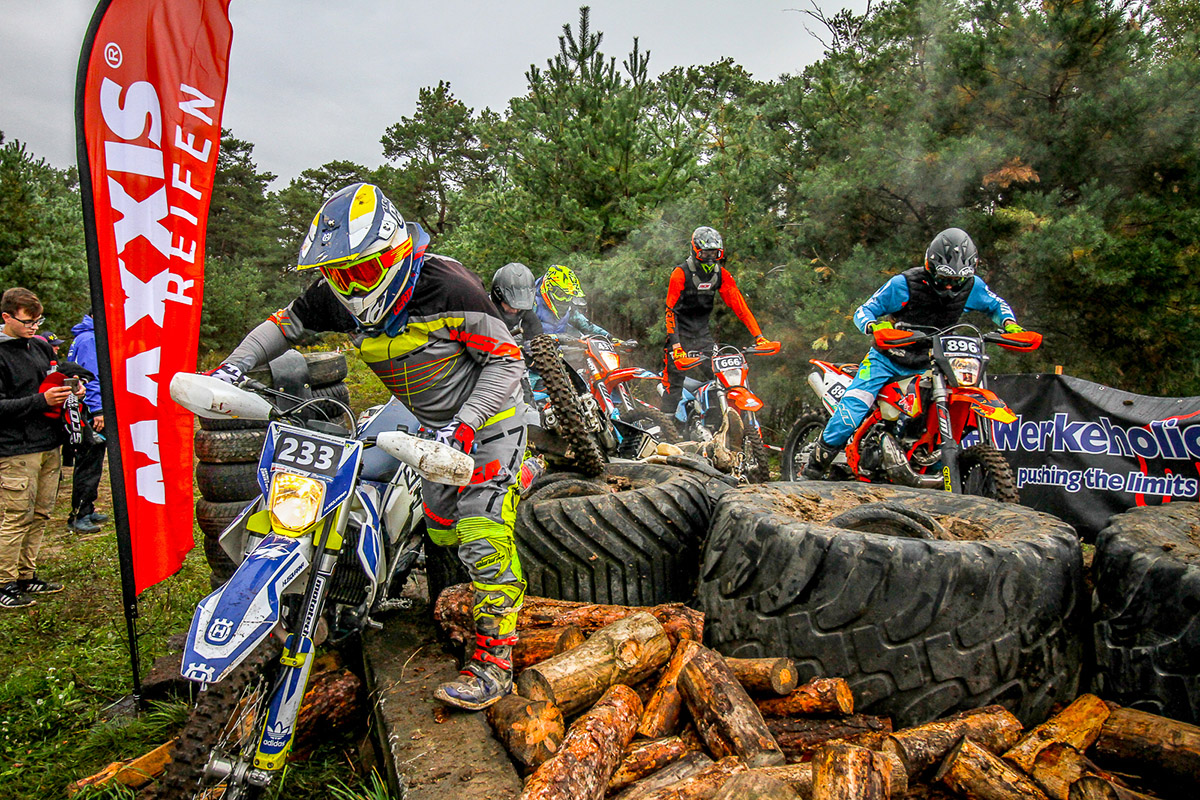 Hard Enduro Series Germany: Tim Apolle gana el Hard Sprint Enduro