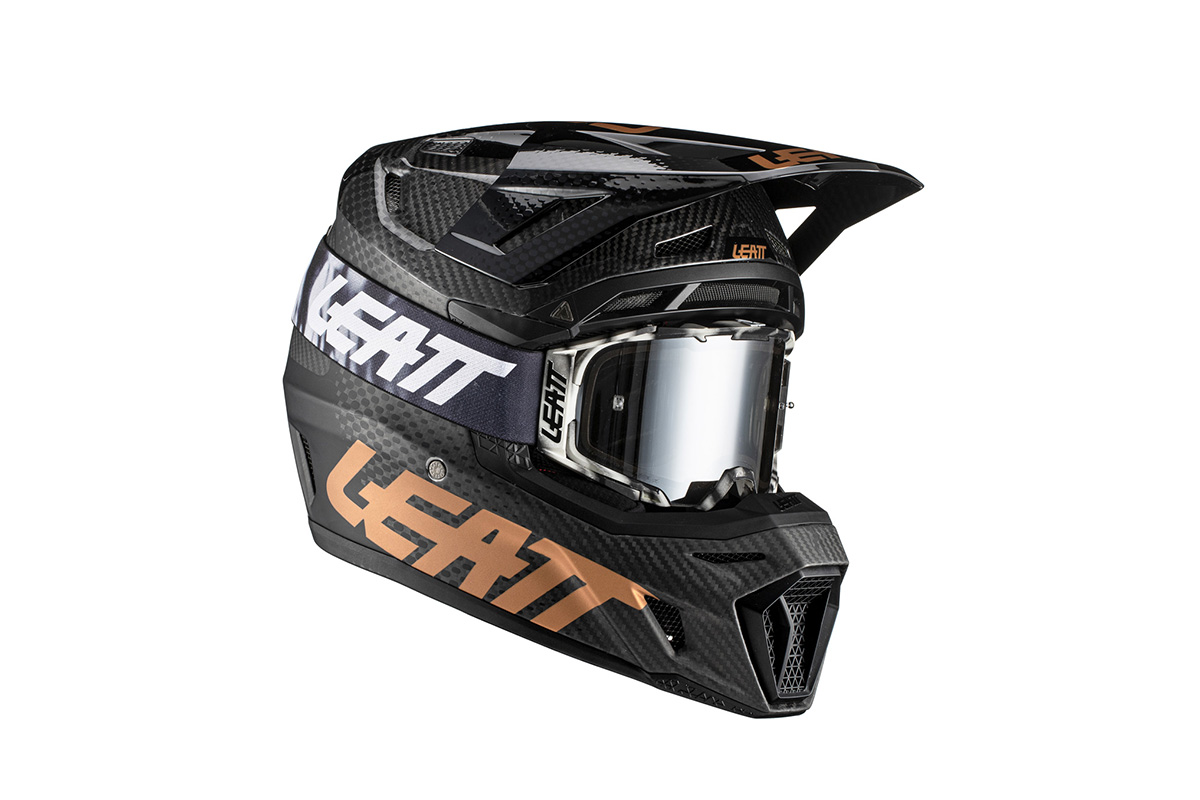 Leatt 2021 moto collection – all-new helmet and enduro boots