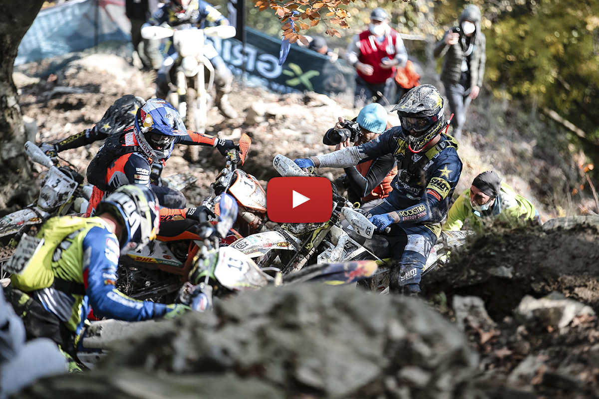 Red Bull Romaniacs: Off-Road Day 1 video highlights