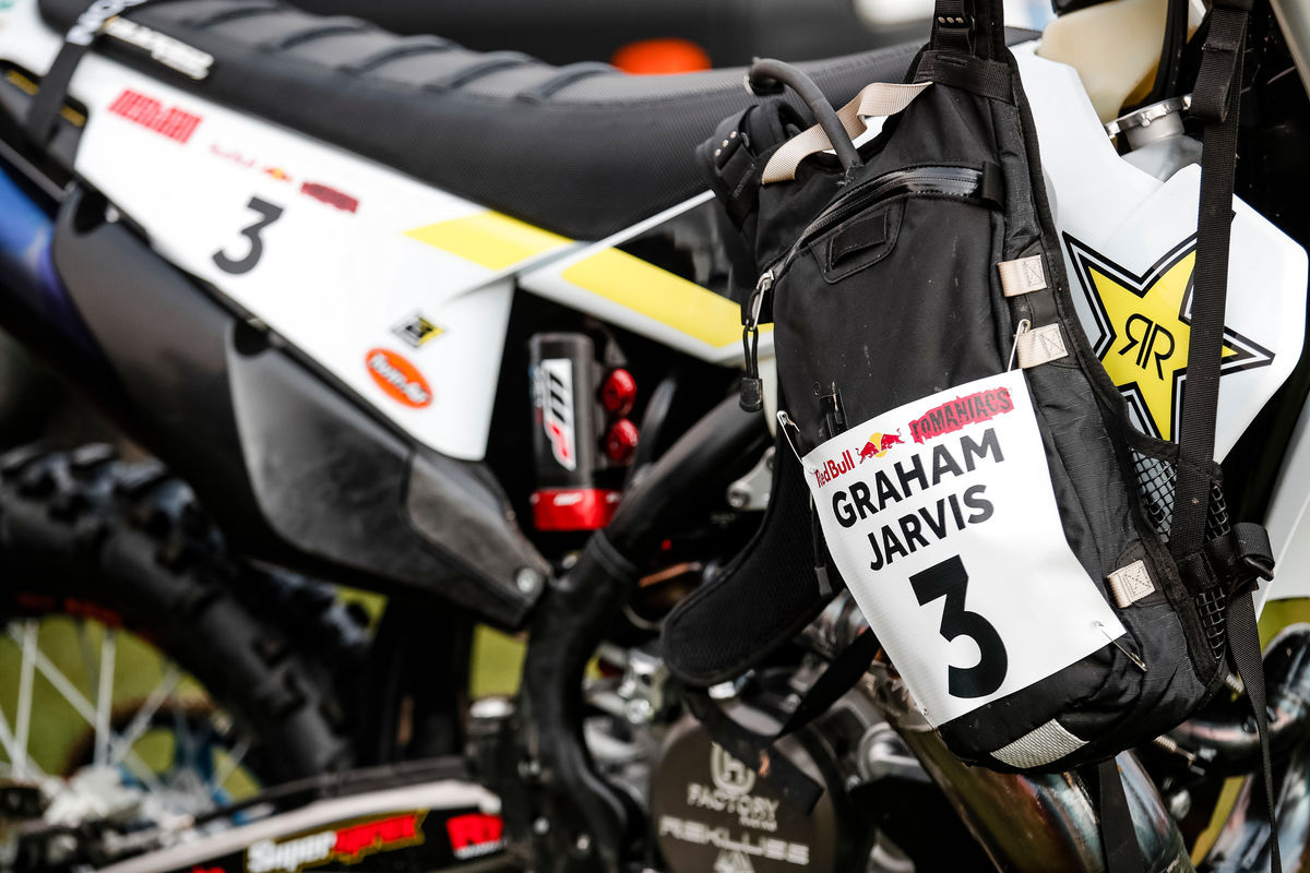 Red Bull Romaniacs: Off Road Day 1 results – Jarvis on top