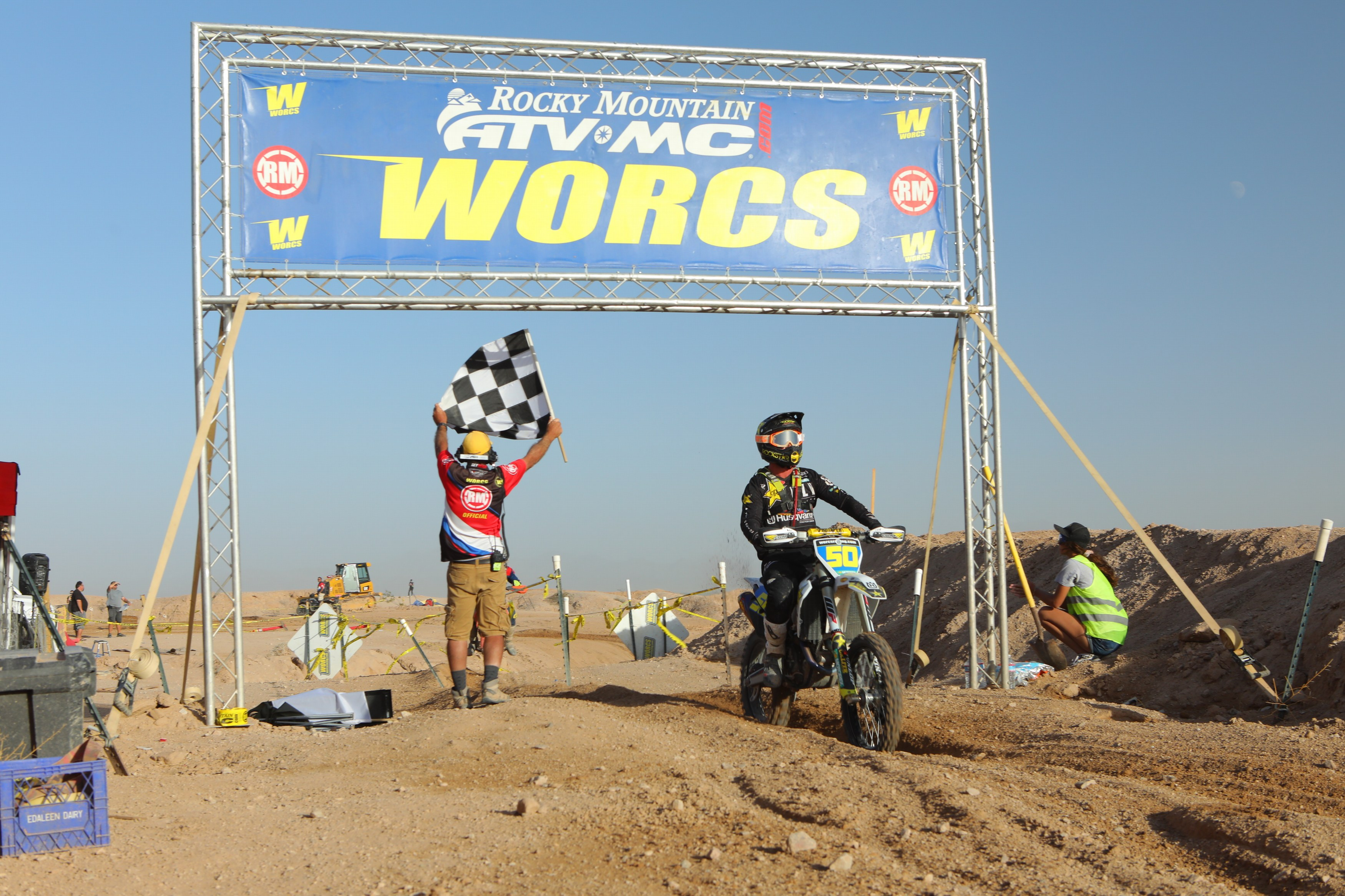 Robert and Walton share WORCS wins at Blythe