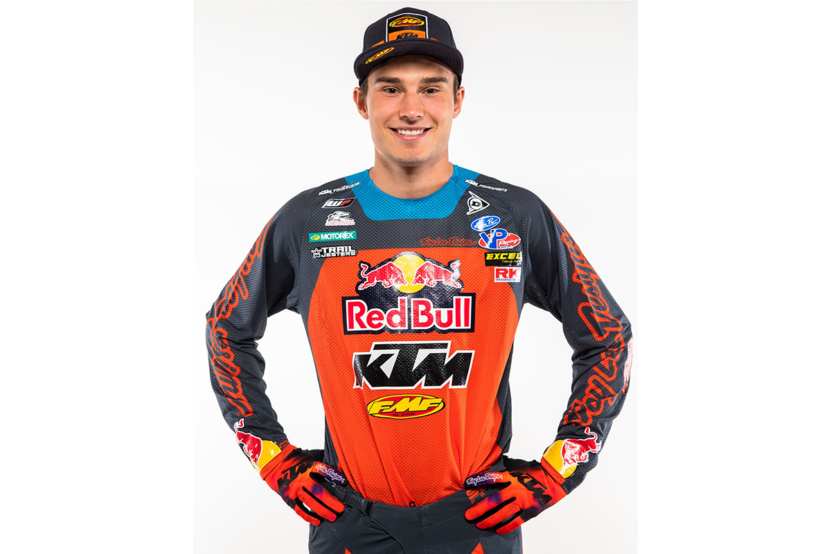 Trystan Hart signs with FMF KTM – EnduroCross debut this weekend