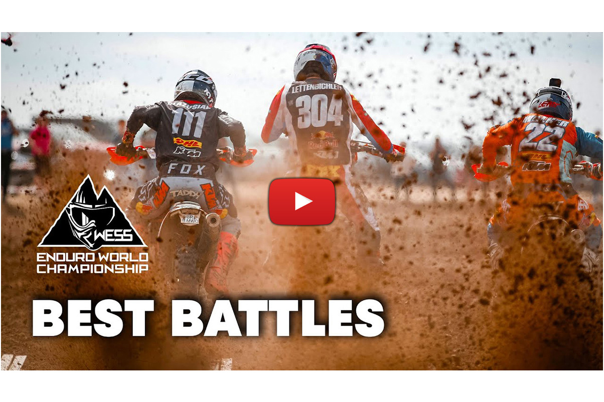 10 of the best 1-on-1 Extreme Enduro Battles