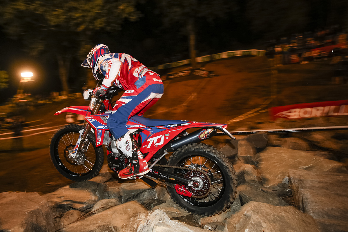 EnduroGP Results: Holcombe tops French GP Supertest