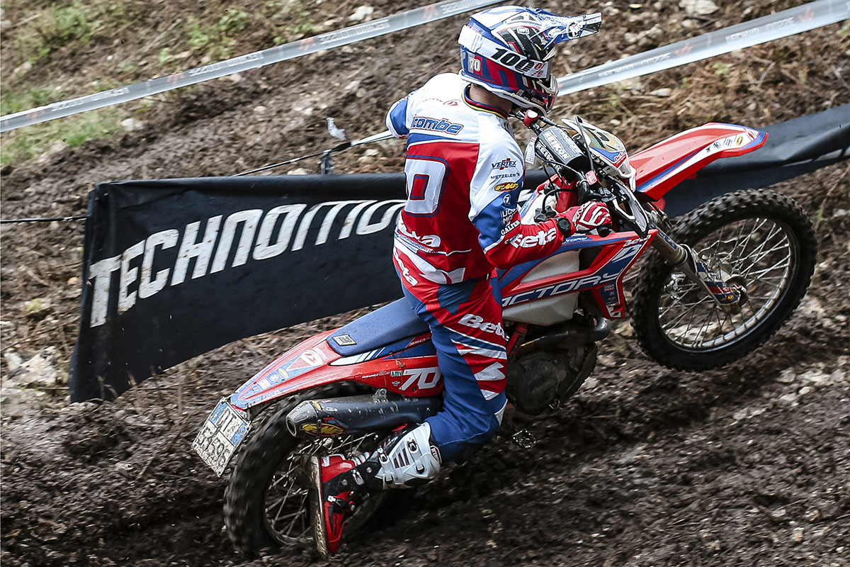 EnduroGP results: Italian GP day 2 – Holcombe masterful in tough conditions