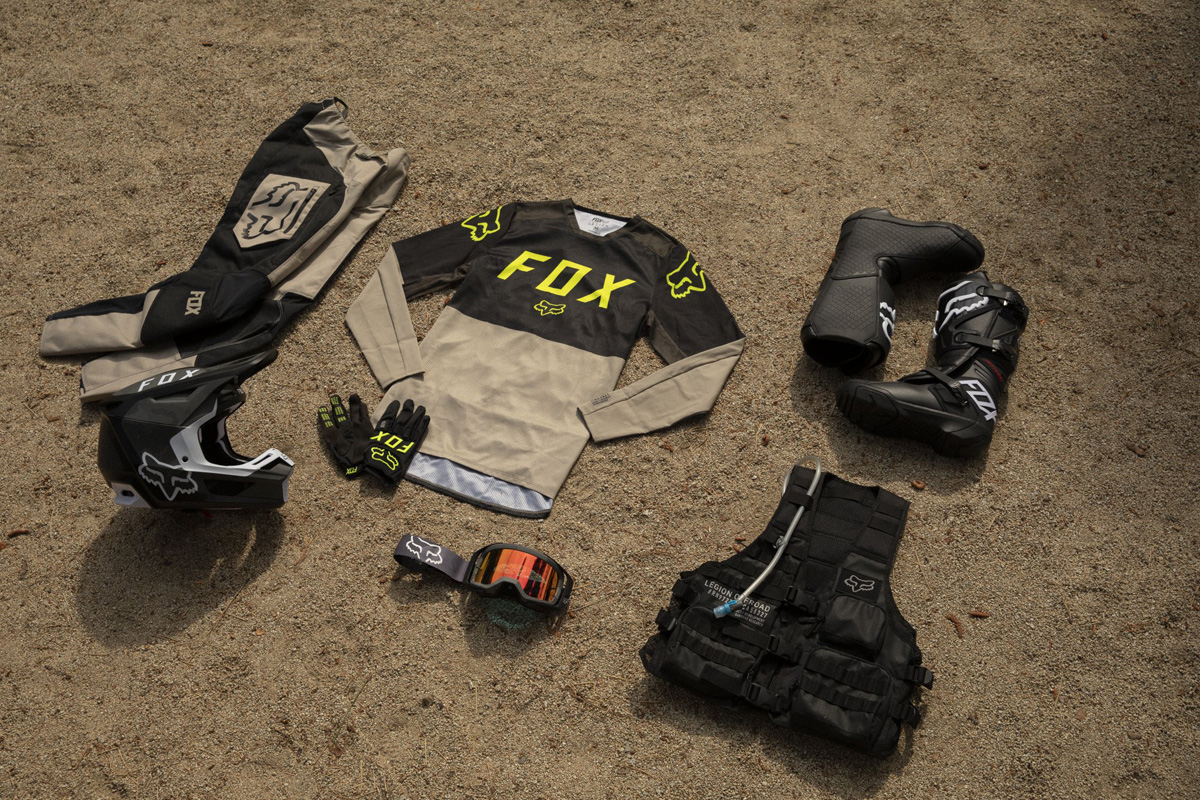 Fox Racing 2021 Collection