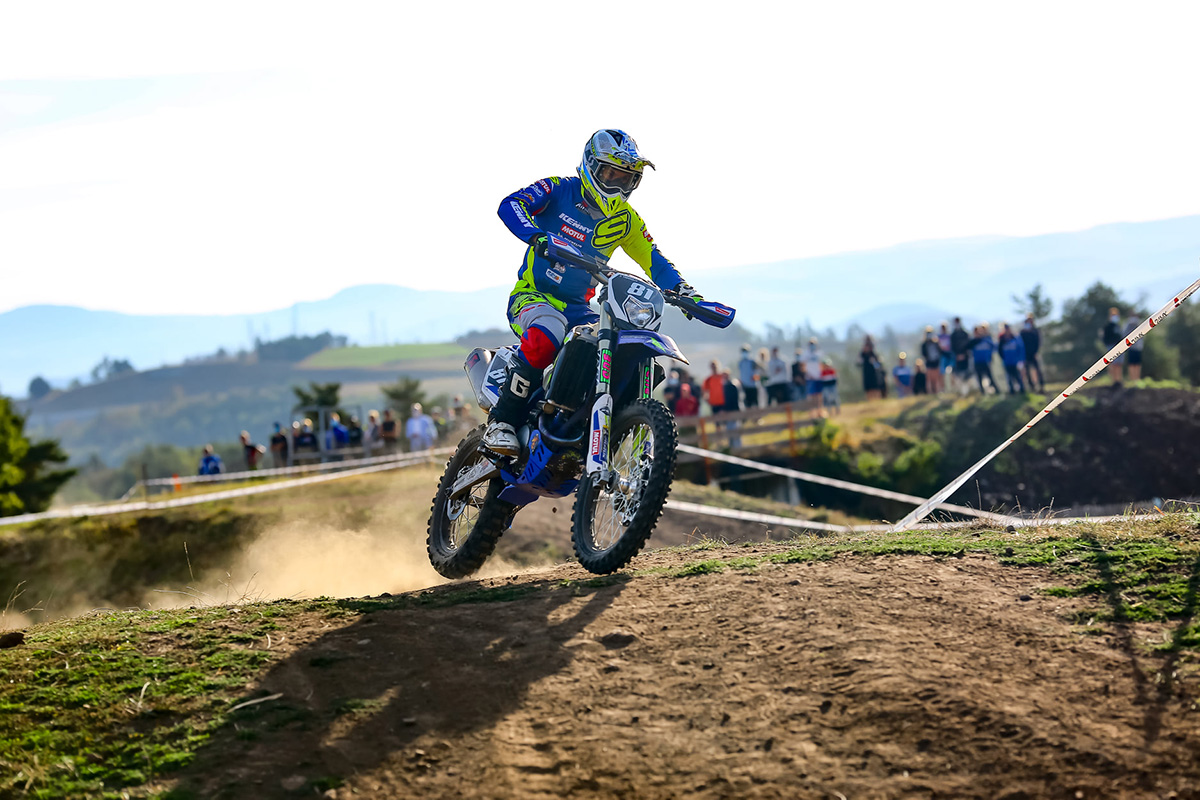 French Enduro Championship: Tarroux and Larrieu overall winners in Vals-Pres-Le-Puy