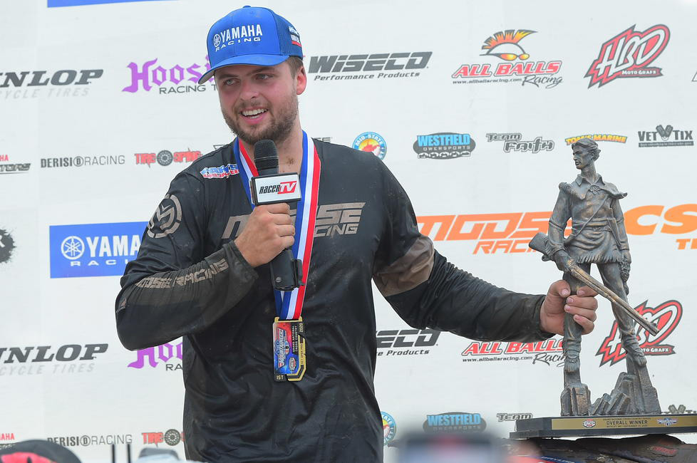 GNCC Results: Steward Baylor takes Yamaha to victory at Mountaineer