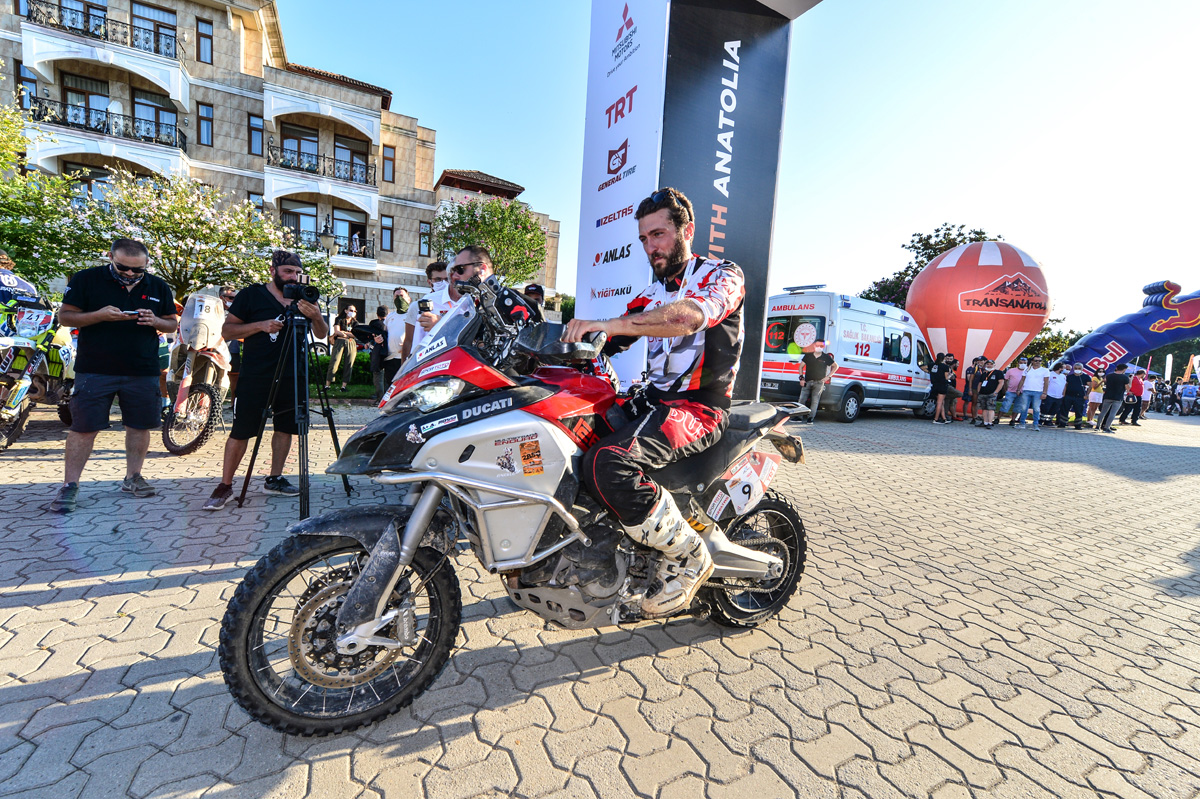 I survived… the 2020 Transanatolia Rally on a Ducati Multistrada 1260 Enduro