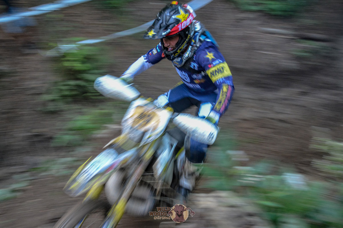 Wild Woods Extreme: Gomez wins in Italy