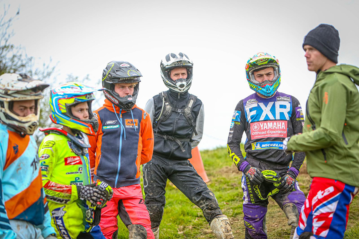 Back to school: What you can learn from Enduro World Champion Steve Holcombe