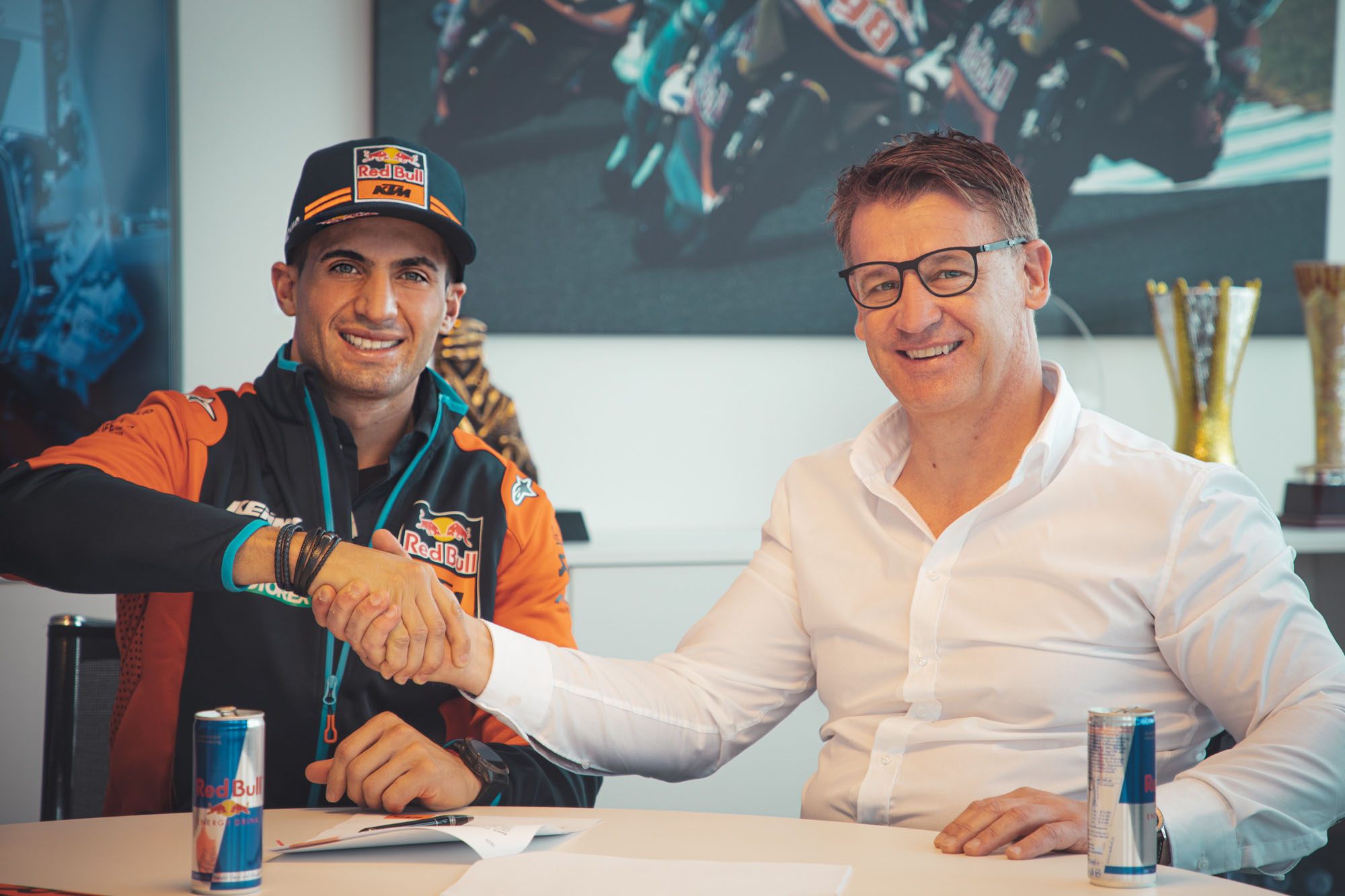 Dakar Rally Champion Kevin Benavides joins Red Bull KTM Factory Racing