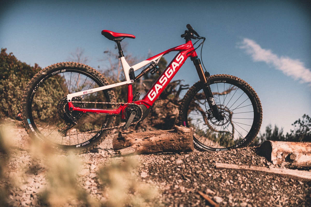 GASGAS announce new eMTB bicycle range