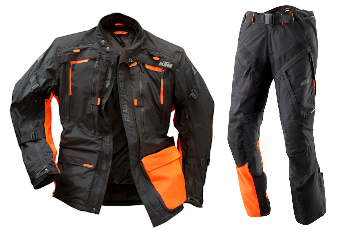 First Look: KTM Terra Adventure gear for all-weather riding
