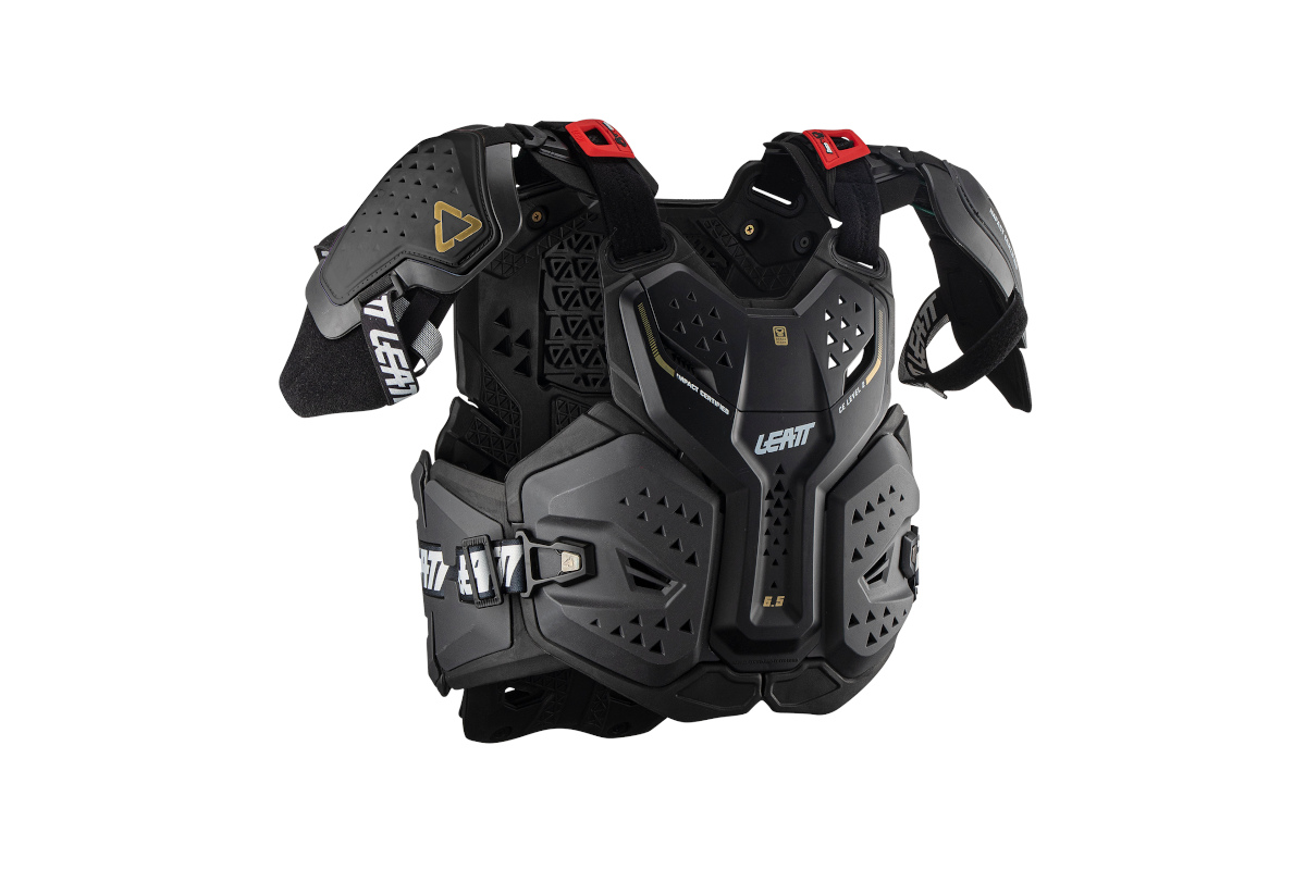 First look: Leatt 6.5 Pro Chest Protector