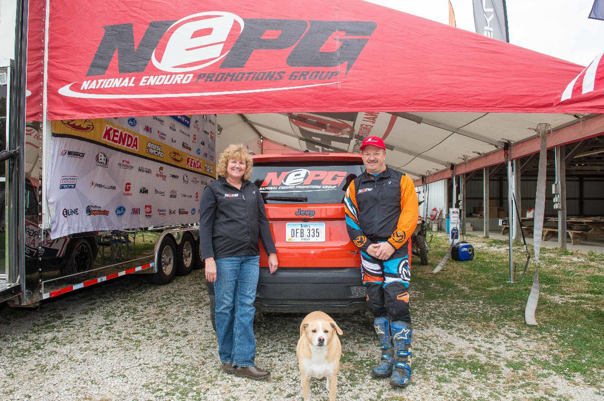 NEPG back in charge of AMA National Enduro