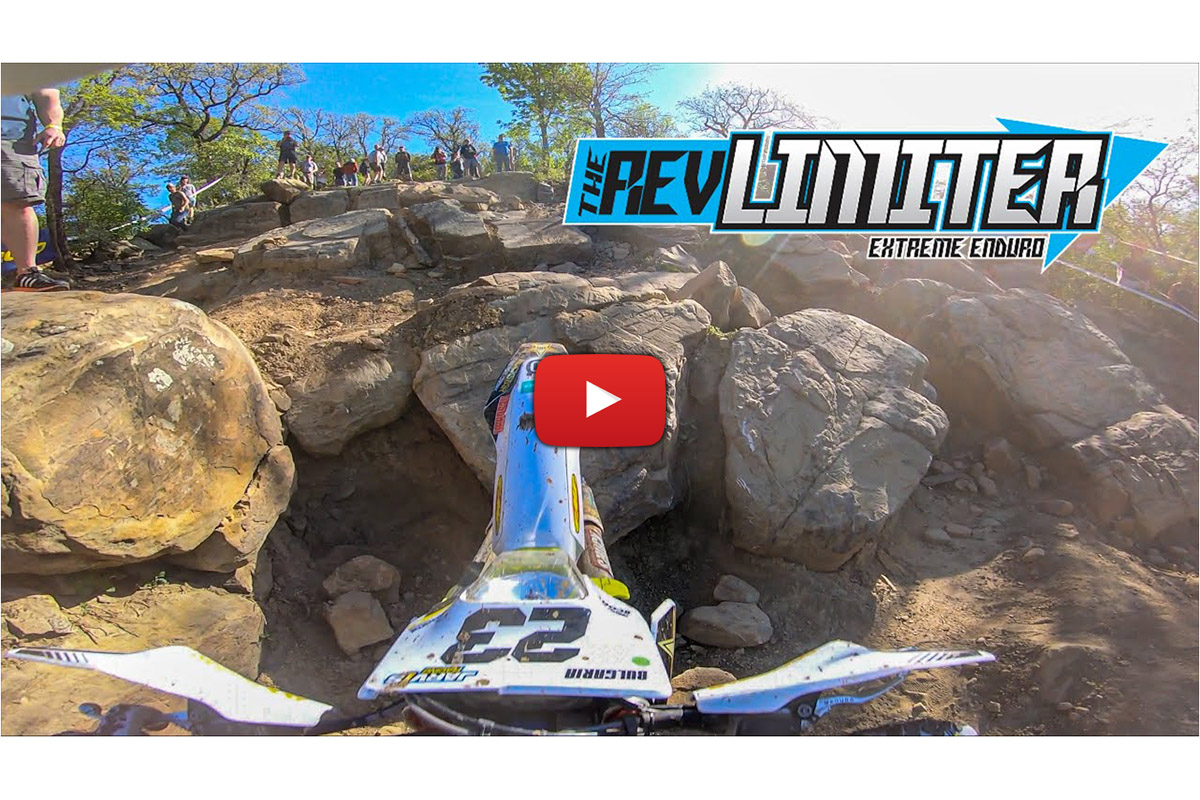 2021 RevLimiter Extreme Enduro Onboard