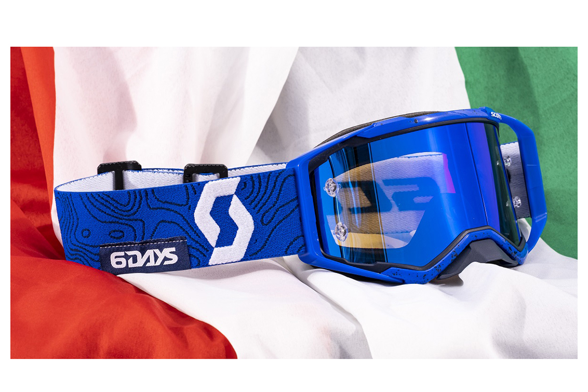 First look: SCOTT Six Days (ISDE) Prospect Goggles