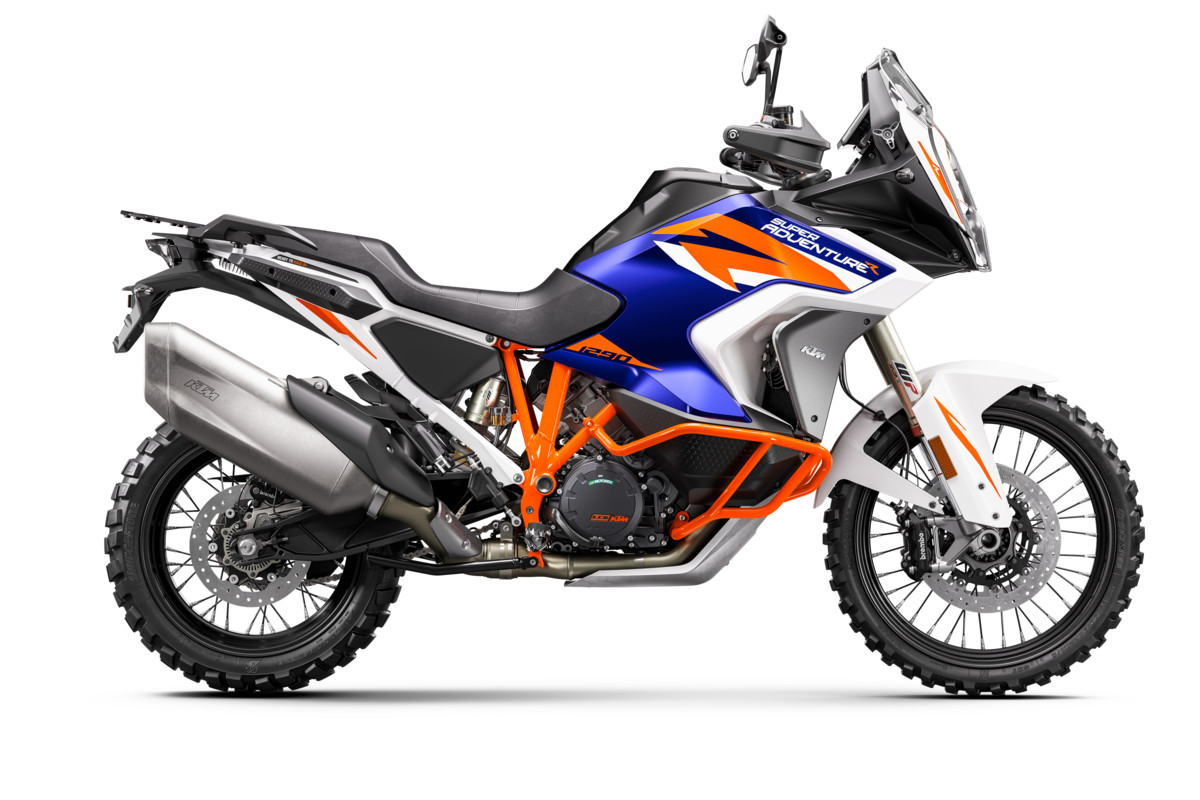 First Look Ktm S 2021 1290 Super Adventure R