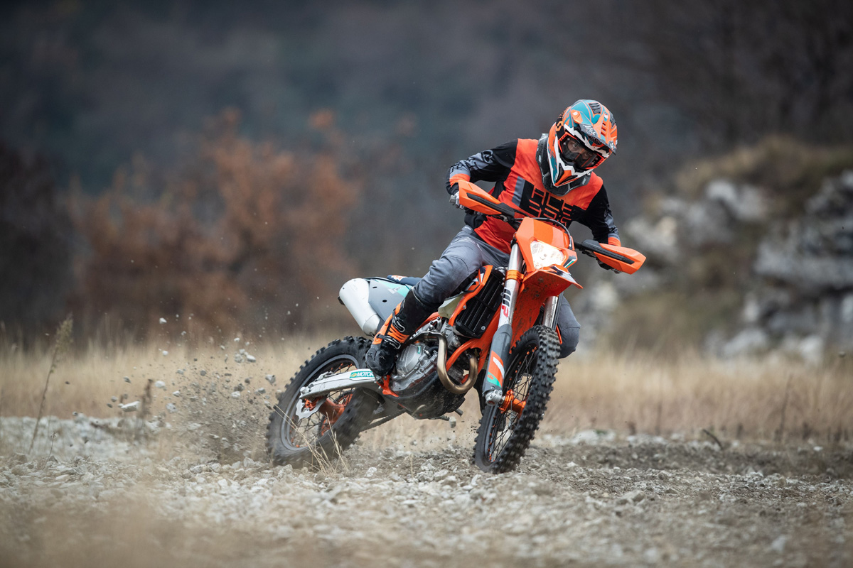 Andrea Verona moves to KTM in EnduroGP for 2021
