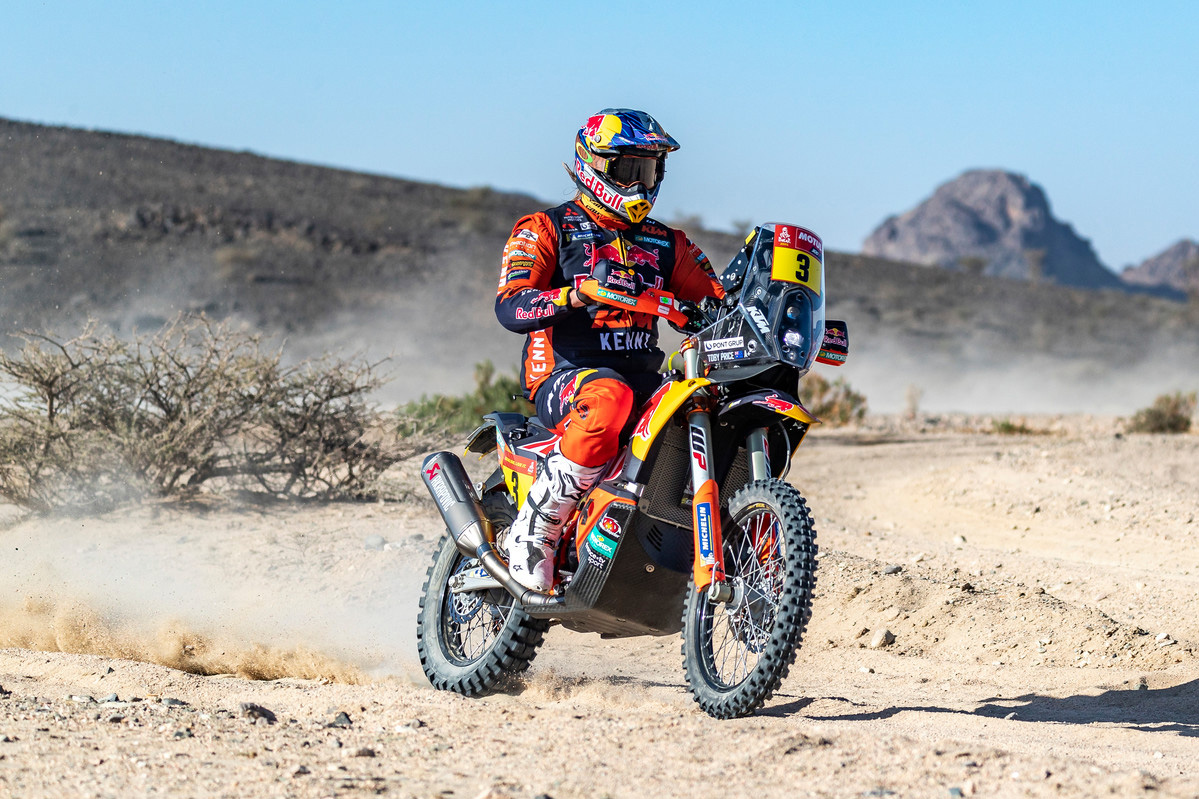 Dakar Rally 2021: moto results – Toby Price wins stage 1