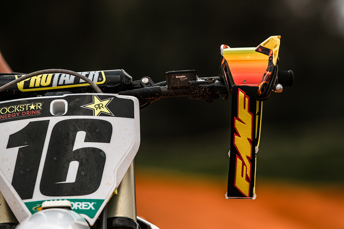 FMF VISION – new goggle range launched