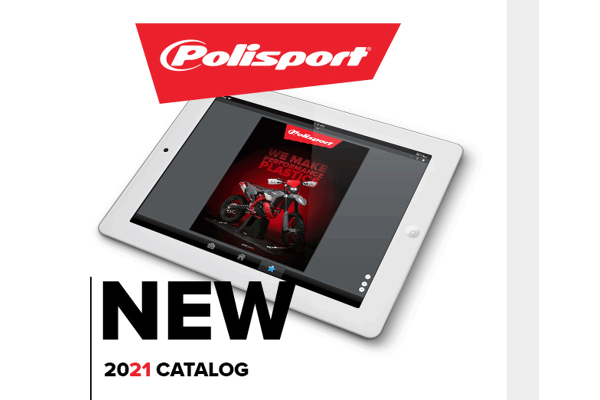 Catálogo Off-Road digital POLISPORT 2021