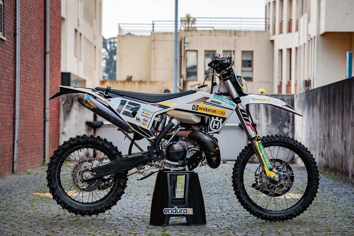 135 hours of Hard Enduro – what we learned about one Husqvarna TE250i