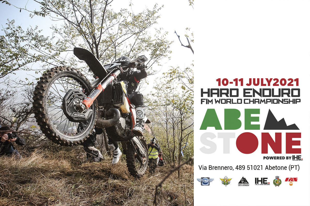 2021 HEWC: ABESTONE Hard Enduro, entries open & details revealed