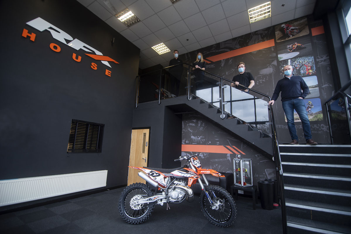 Bihr acquires Race FX motorcycle parts & distribution