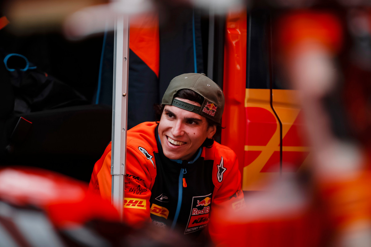 Josep Garcia reveals he was set for SuperEnduro race debut