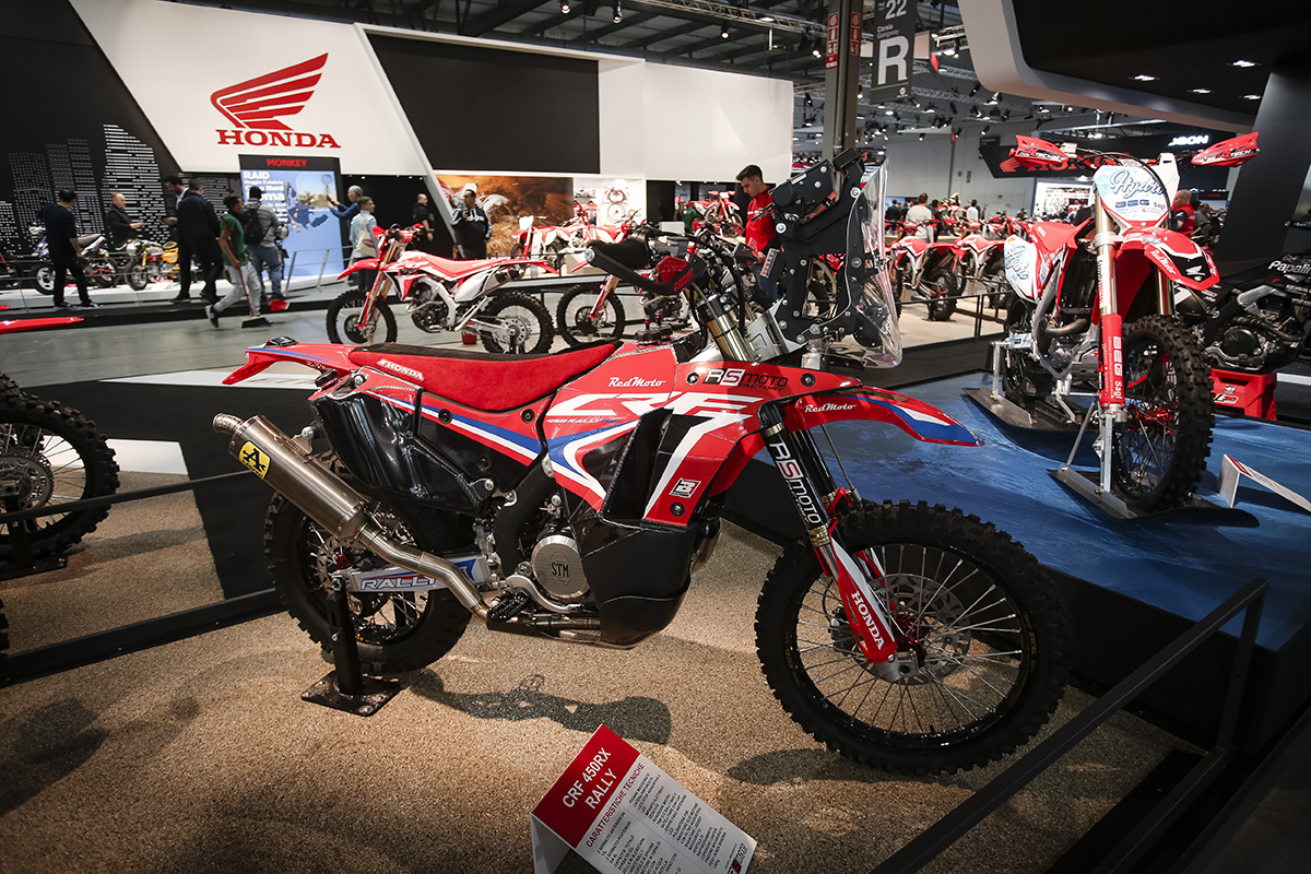 Honda confirmed for EICMA 2021