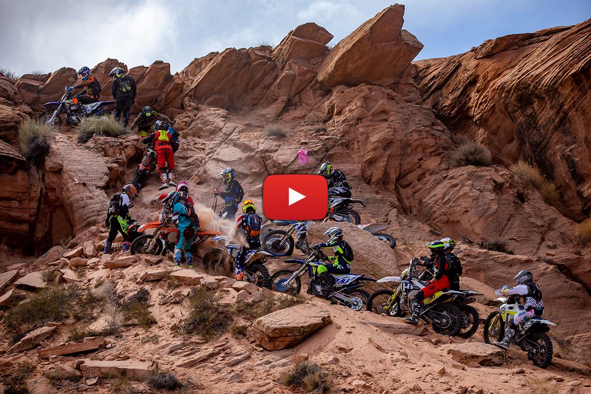 2021 AMA Extreme Enduro: Grinding Stone Hard Enduro Video Highlights