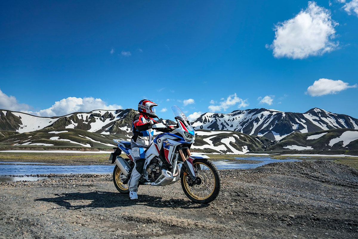 2021 Honda Adventure Roads in Iceland Postponed until 2022