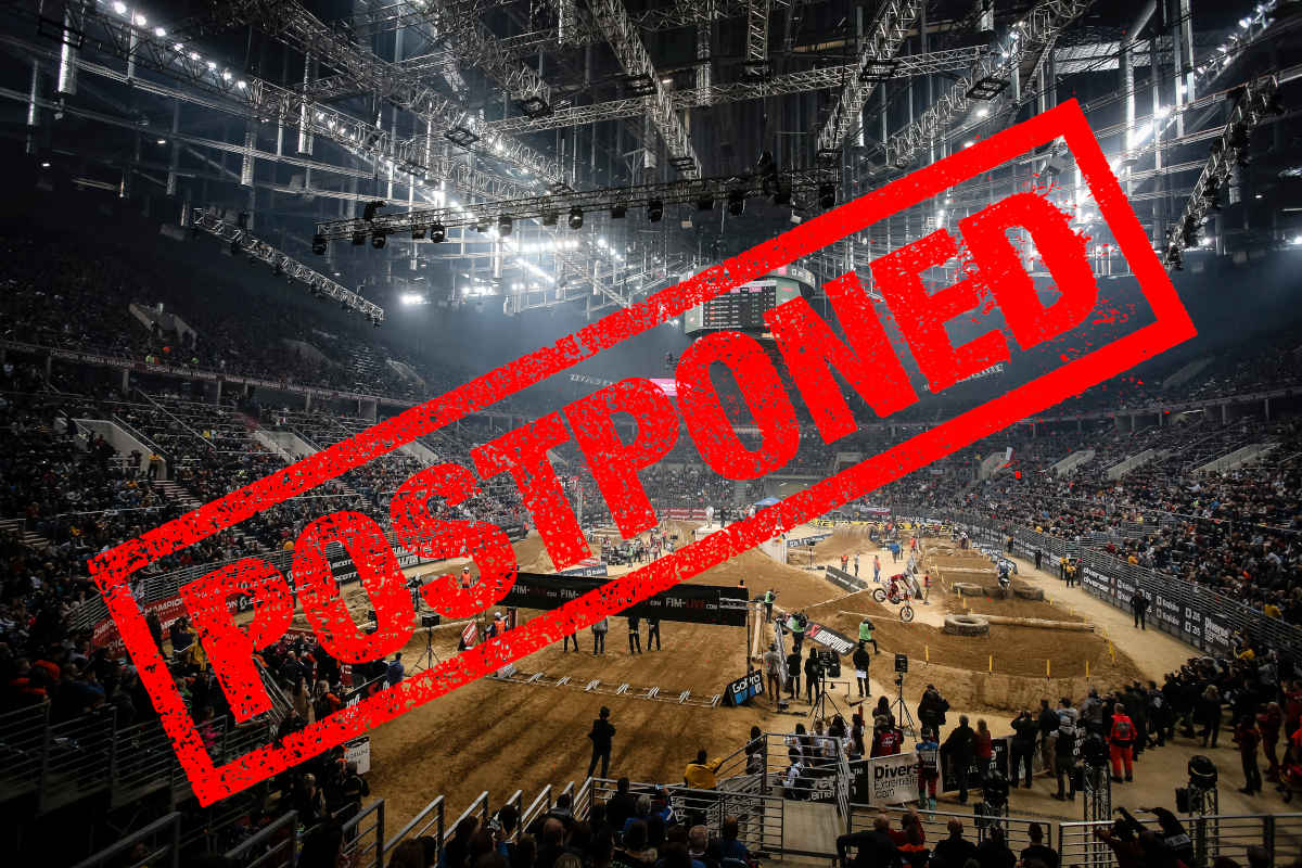 2021 SuperEnduro World Championship postponed