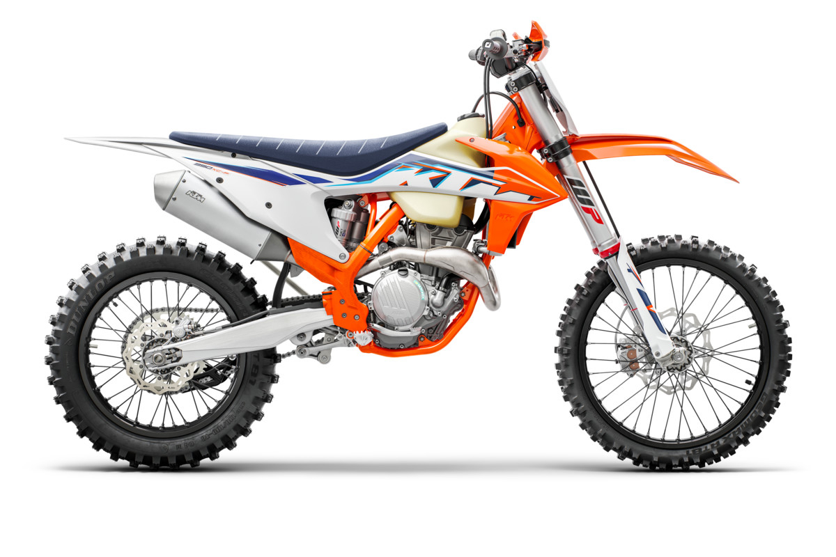 First look: 2022 KTM Cross-Country and Motocross Models
