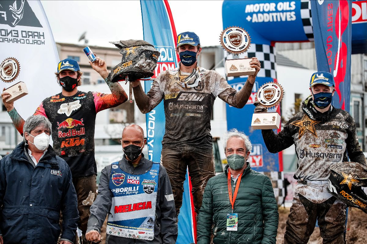 Extreme XL Lagares: HEWC cancelled – EnduroCross Races go ahead in the mud