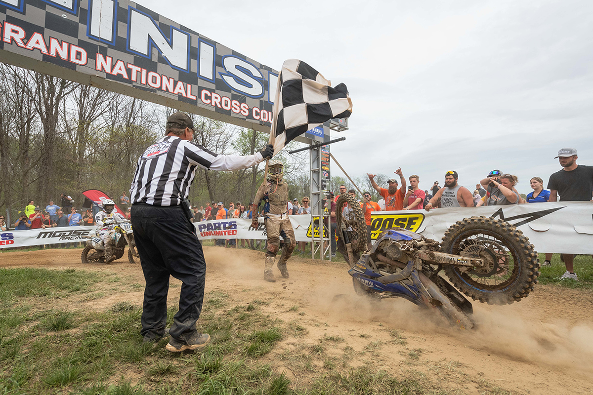 2021 GNCC Results: Baylor takes fourth victory at Hoosier