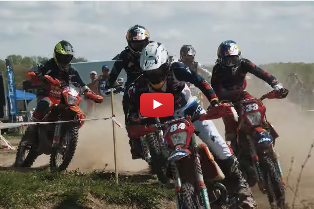 AMA Extreme: Iowan Hard Enduro RAW Highlights & post-race interviews