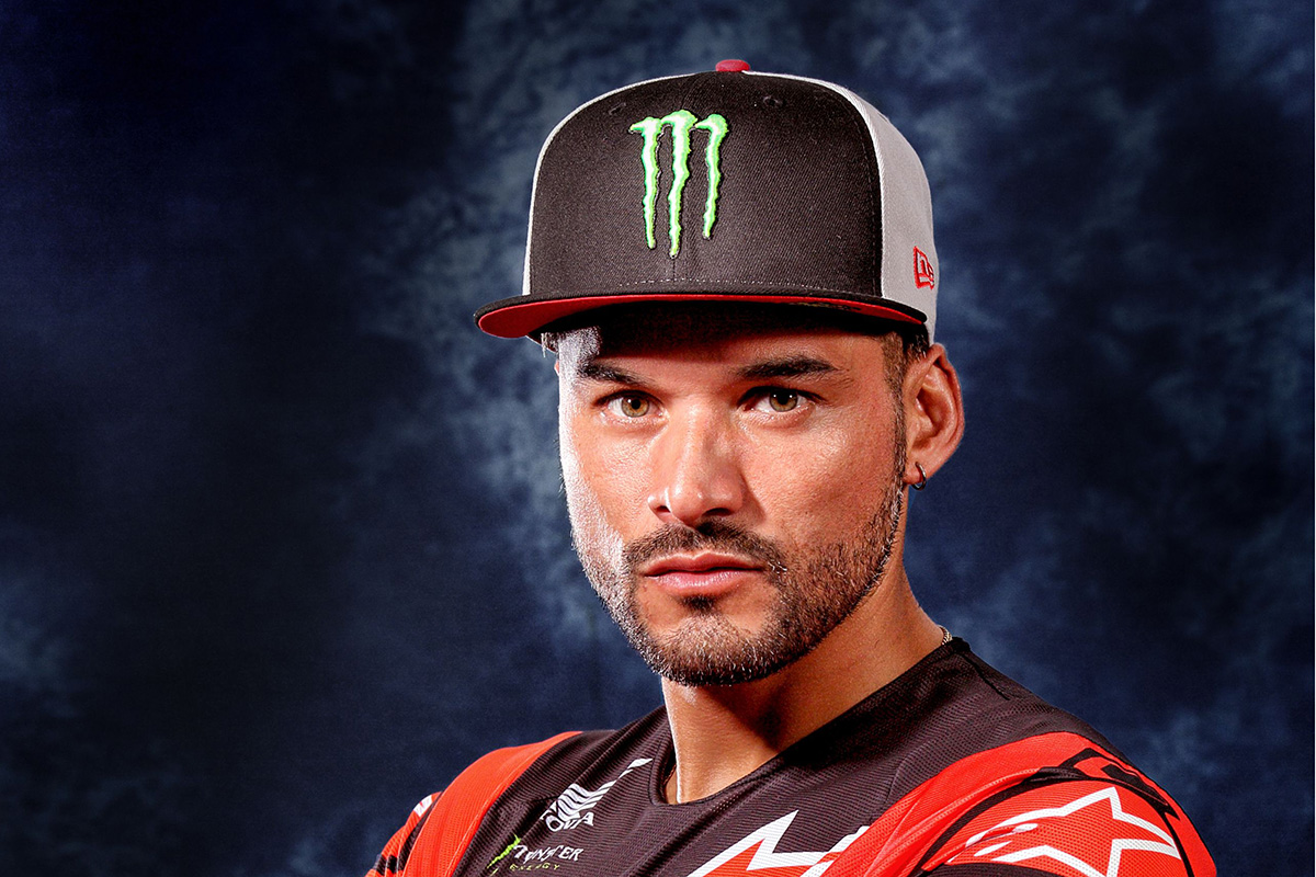 Pablo Quintanilla signs with Monster Energy Honda Rally Team