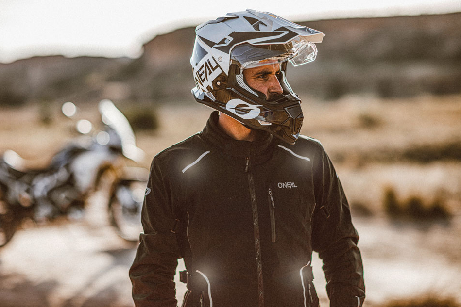 New O'Neal Sierra adventure motorcycle clothing